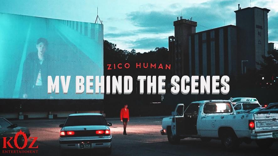 🎬 Behind The Scenes 사람 (Human) MV