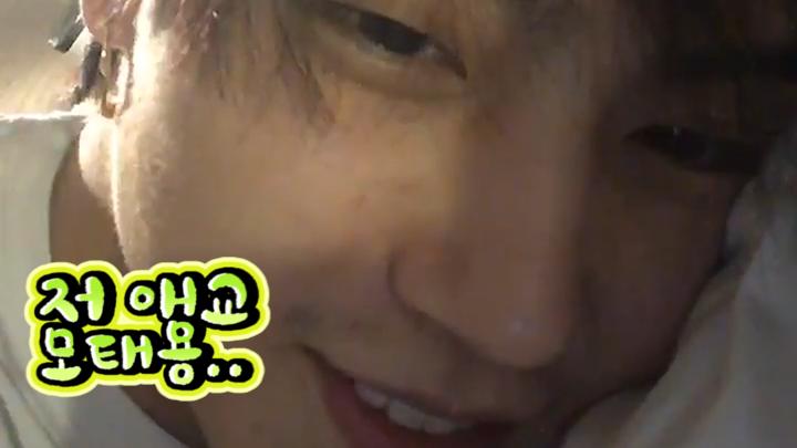[GOT7] 아.. 제가 웬만해서는 이런 말 진짜 안 하는데 임재범.. 진짜.. 귀여워..🤘🤘 (JB talking about his cuteness)