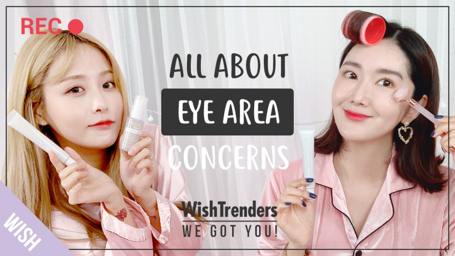 At Home Eye Care: Dark Circles, Fine Lines, De-Puffing & More | Wishtrenders, We Got You