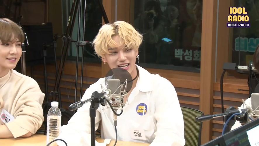 종호 & 우영 & 산이 프리스타일로 소개하는 노래!! ♬♪