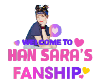 Han Sara : Kimchi Family Fanship