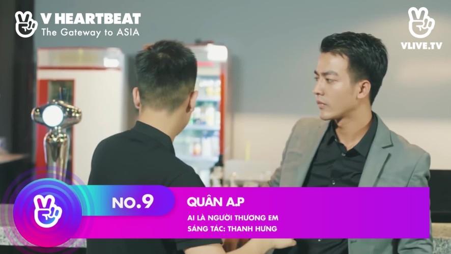 Top 10 V HEARTBEAT Rank tuần 29.09 ~ 05.10