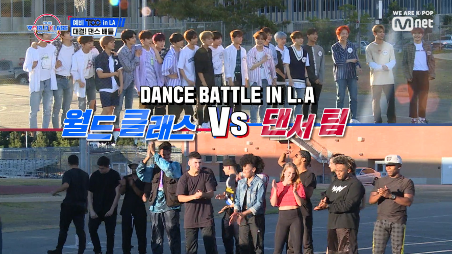[EP03] 'World Klass vs dance crew' DANCE BATTLE in L.A