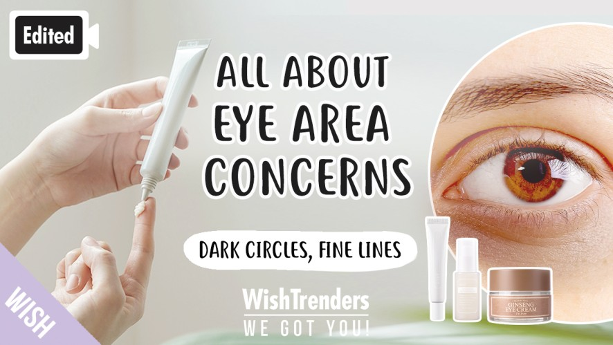 [Edited] Dark Circles: Why Can't A Good Night's Sleep Fix This? (Fine Lines, Eye Bags, Milium)