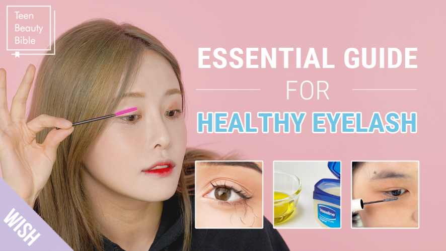Top 8 Rules to Get Naturally Long, Thick & Healthy Eyelashes👀✨l How to Keep Lashes from Falling Out