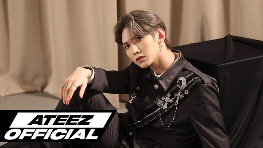 [ATEEZ] THE RECORD_EP 13. EP.FIN WONDERLAND Photo Shoot Behind