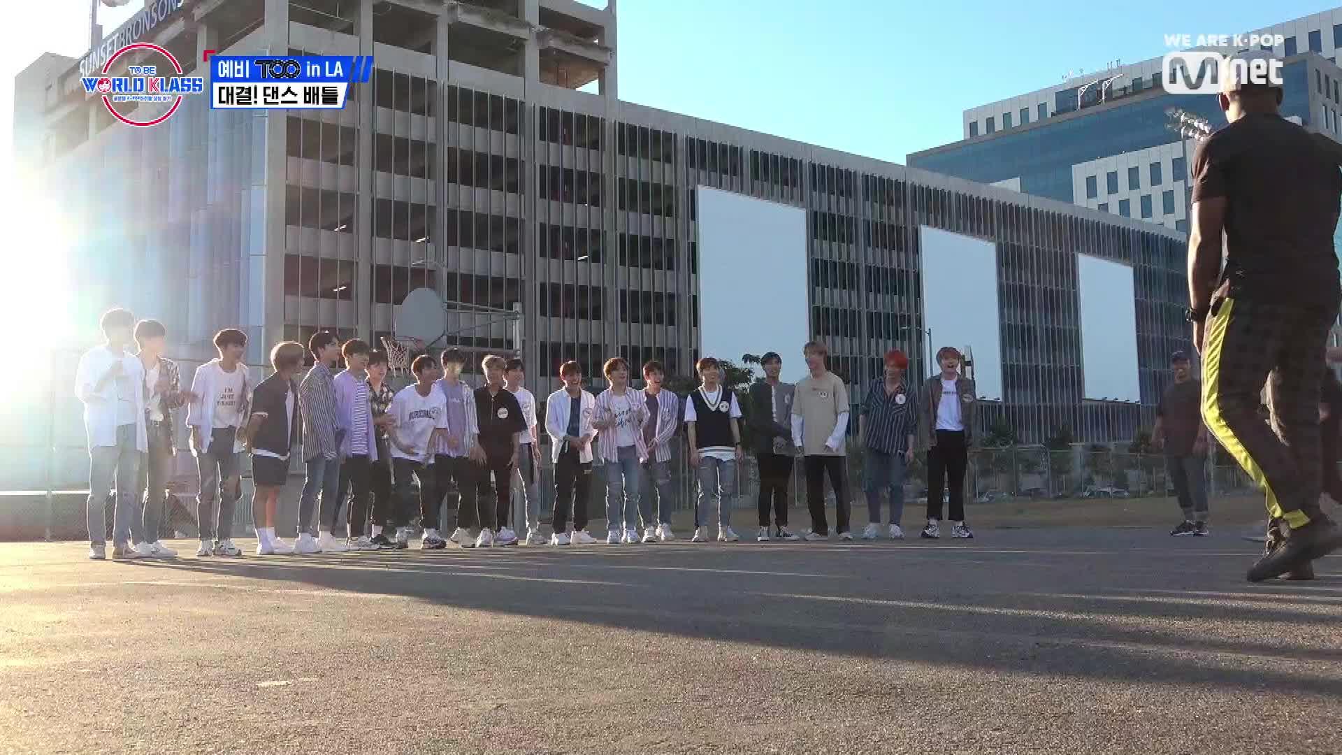 [3회] '월드 클래스 vs 댄서 팀' DANCE BATTLE in L.A