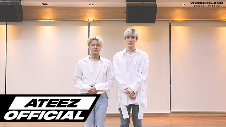 ATEEZ(에이티즈) - 'WONDERLAND' Dance Tutorial