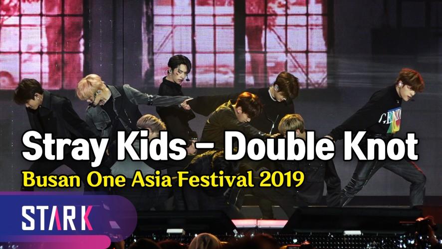 두배로 스키즈에 취한 오늘! 스트레이키즈 'Double Knot' (Stray Kids 'Double Knot' Stage)