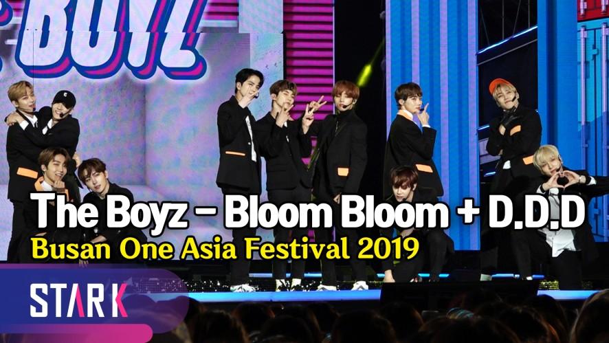 부산에 활짝 핀 더보이즈 'Bloom Bloom+D.D.D' (The Boyz 'Bloom Bloom+D.D.D' Stage Full cam.)