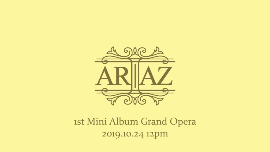 "ARIAZ(아리아즈)  ""Grand Opera"" Ablum Preview"