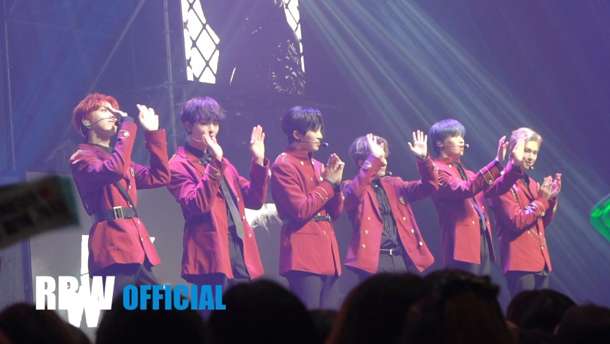 [LIVE ONEUS] ONEUS SPECIAL LIVE 'FLY WITH US' BEHIND