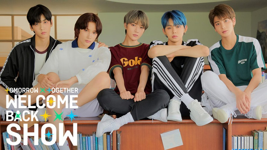 [FULL] TOMORROW X TOGETHER Welcome Back Show