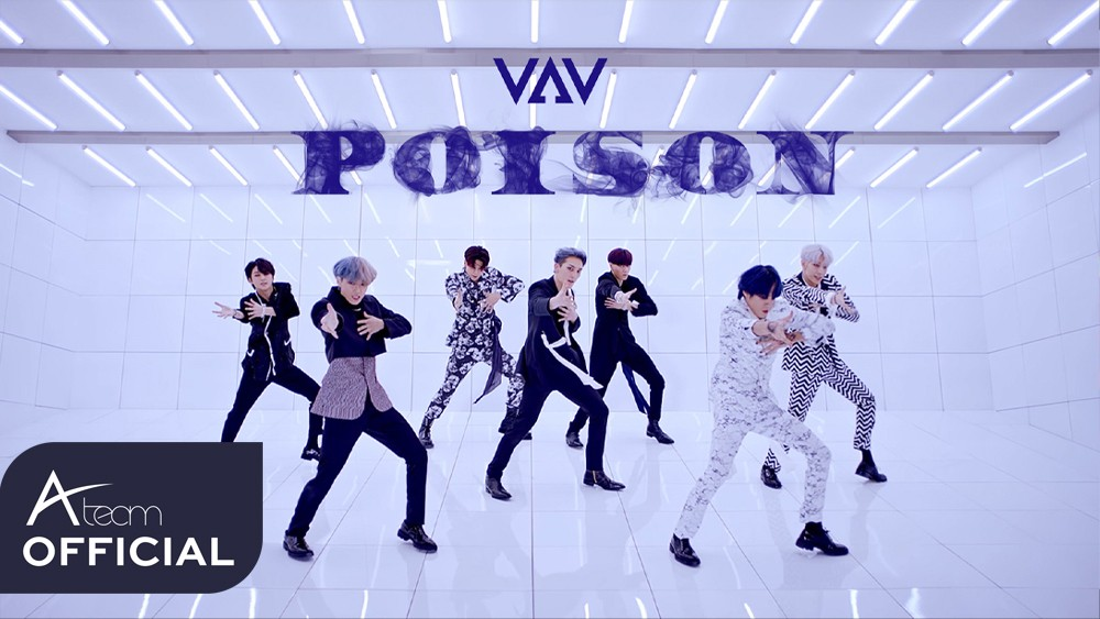 VAV(브이에이브이) - 'POISON' Music Video