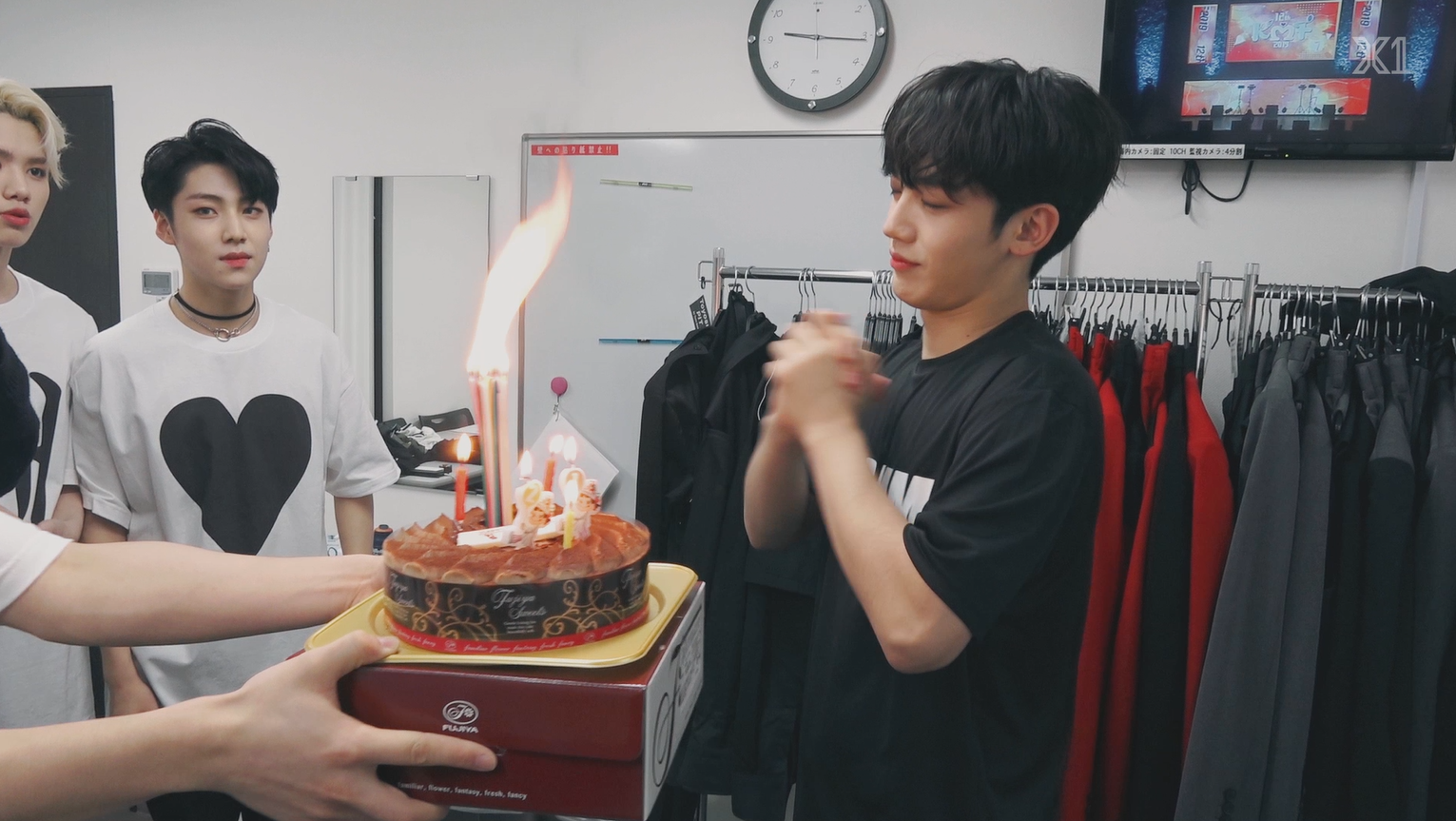 "[X""] HAPPY BIRTHDAY YOHAN"