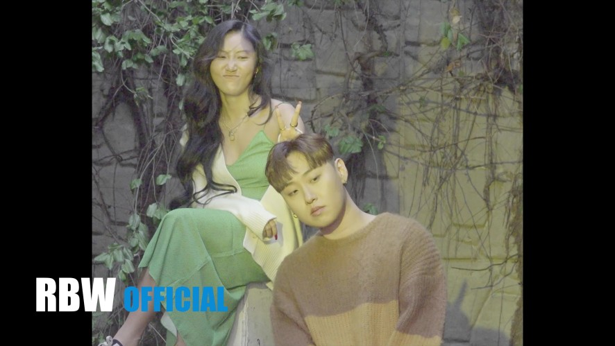 [Special] 화사 X WOOGIE '가을속에서' Making Film
