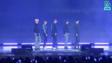 NU'EST - LOVE ME @NU'EST 일곱 번째 미니앨범 'The Table' 발매 기념 쇼케이스
