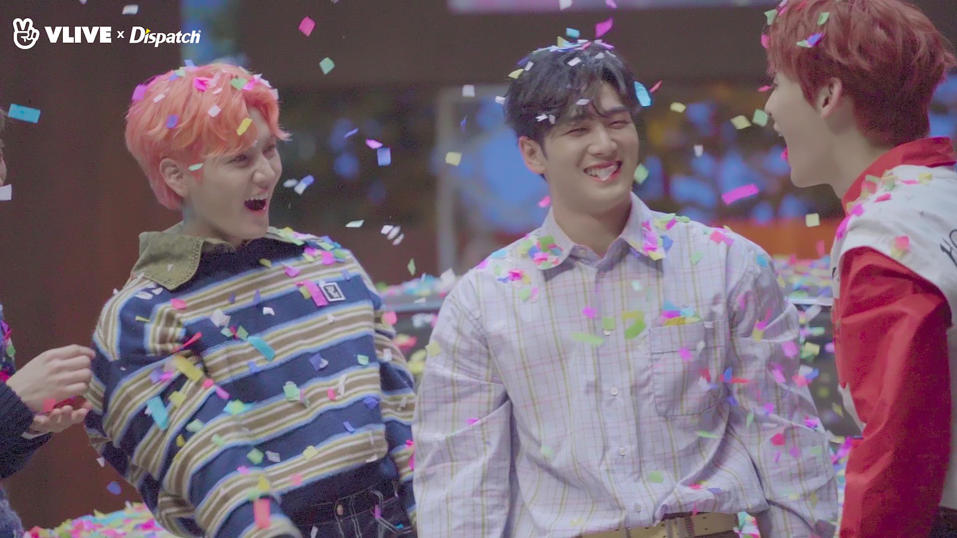"""[ⓓxV] """"내 사랑이 너라서"""" MV 비하인드 (뉴이스트 : NU'EST)"""