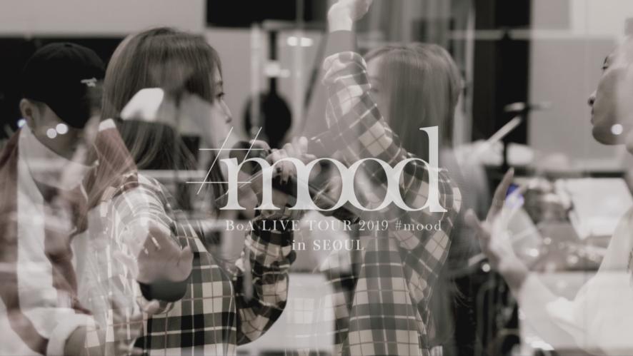 ⚠SPOILER⚠: BoA LIVE TOUR 2019 - #mood in SEOUL
