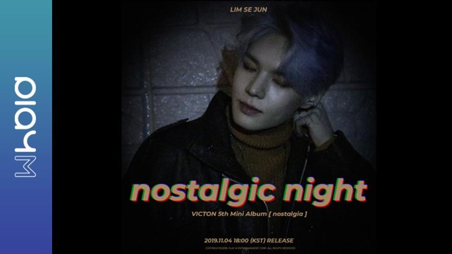 VICTON 'nostalgic night' Trailer LIM SE JUN