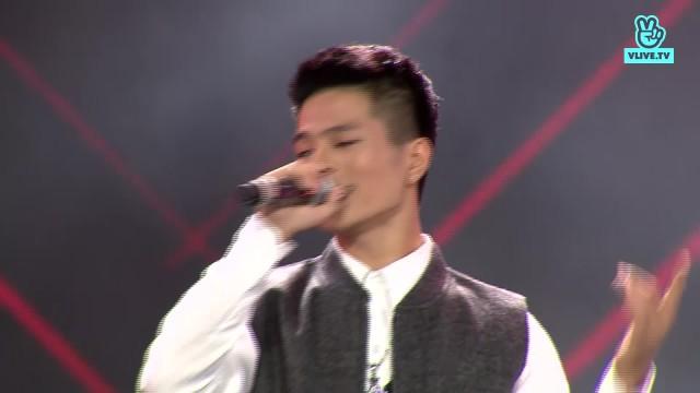 Quang Anh Rhyder - Em là ai - V HEARTBEAT LIVE OCT 2019