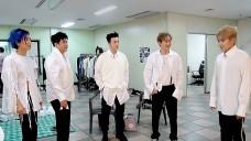 Super Junior's 9th album production, Behind the Scenes