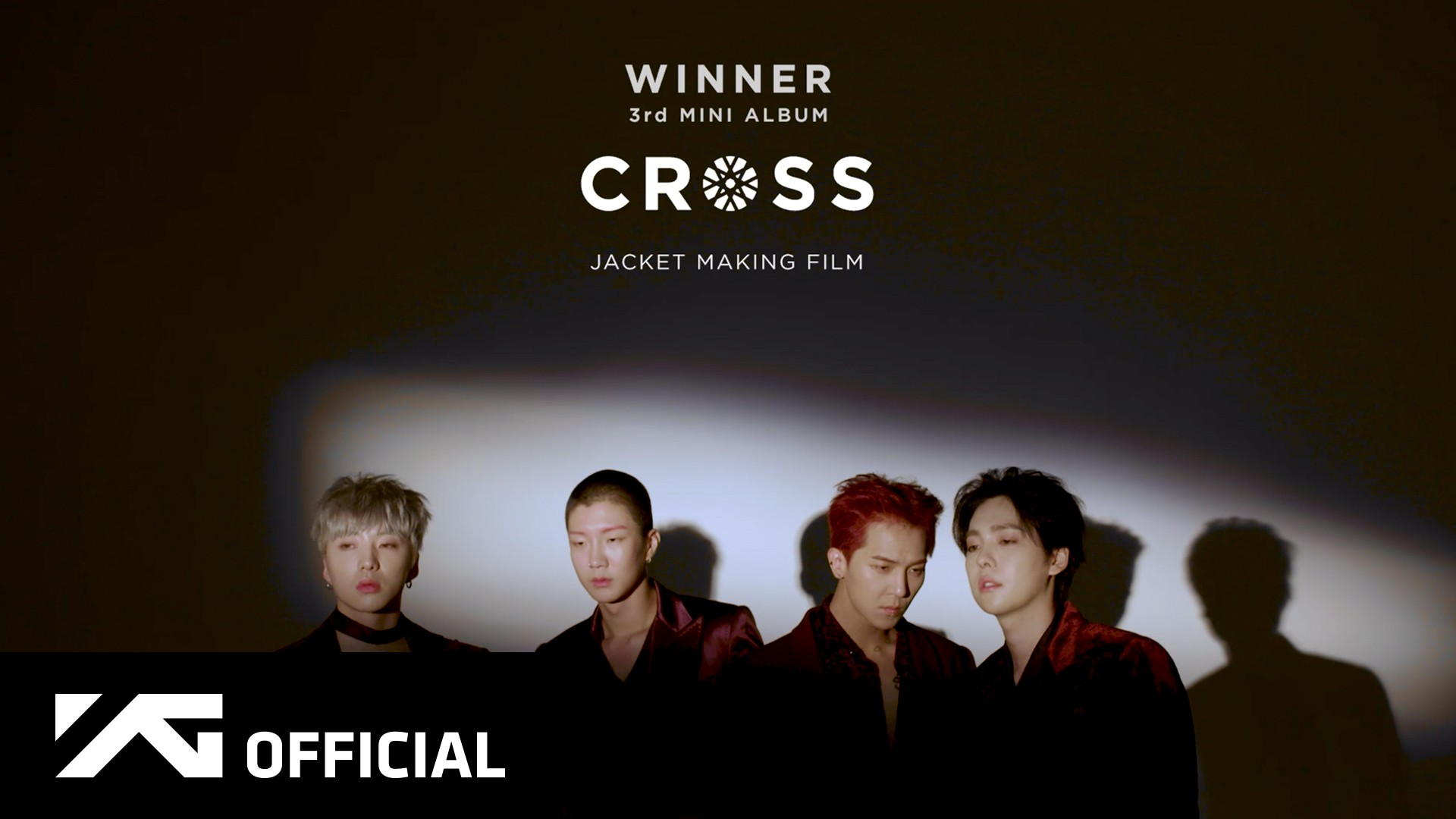 WINNER - 3rd MINI ALBUM 'CROSS' JACKET MAKING FILM