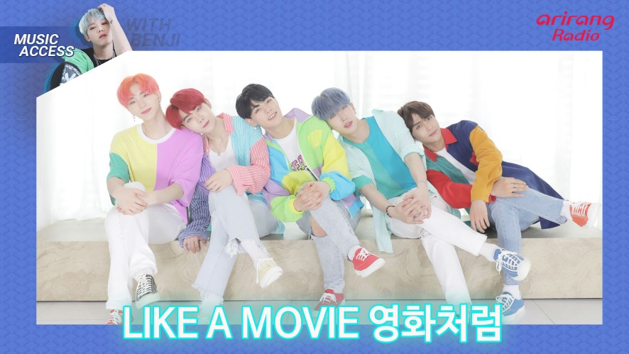 Arirang Radio (Music Access / LIKE A MOVIE 영화처럼)