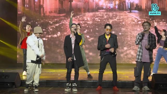 [FOCUSED CAMERA] - Da Lab - Nước mắt em lau bằng tình yêu mới - V HEARTBEAT Live October 2019