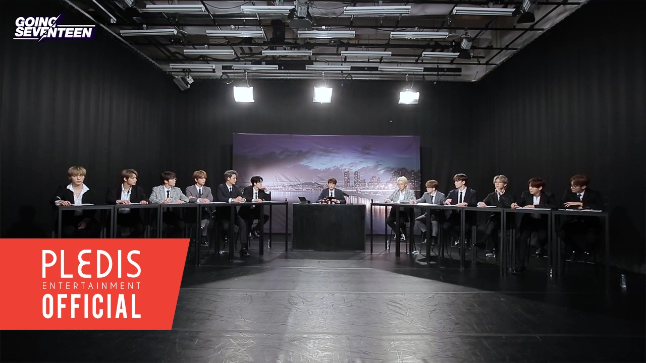[SEVENTEEN] GOING SEVENTEEN 2019 EP.19 논리나잇 #1 (Debate Night #1)