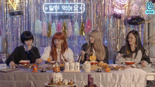 [Full] Brown Eyed Girls X Eating Show - 브라운 아이드 걸스 X 같이 먹어요