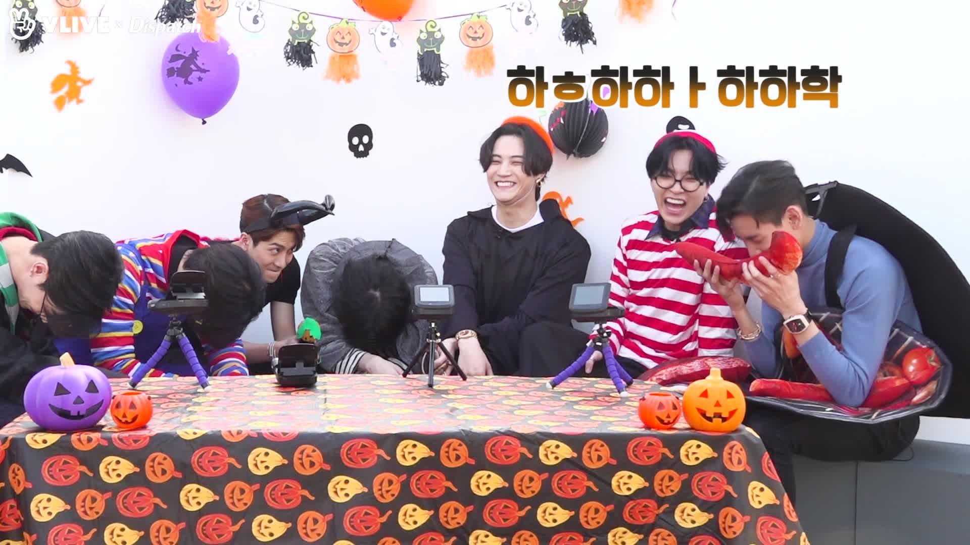 "[ⓓxV] ""환상의 대똥촉파티(Feat. 마피아게임)"" (갓세븐 : GOT7)"