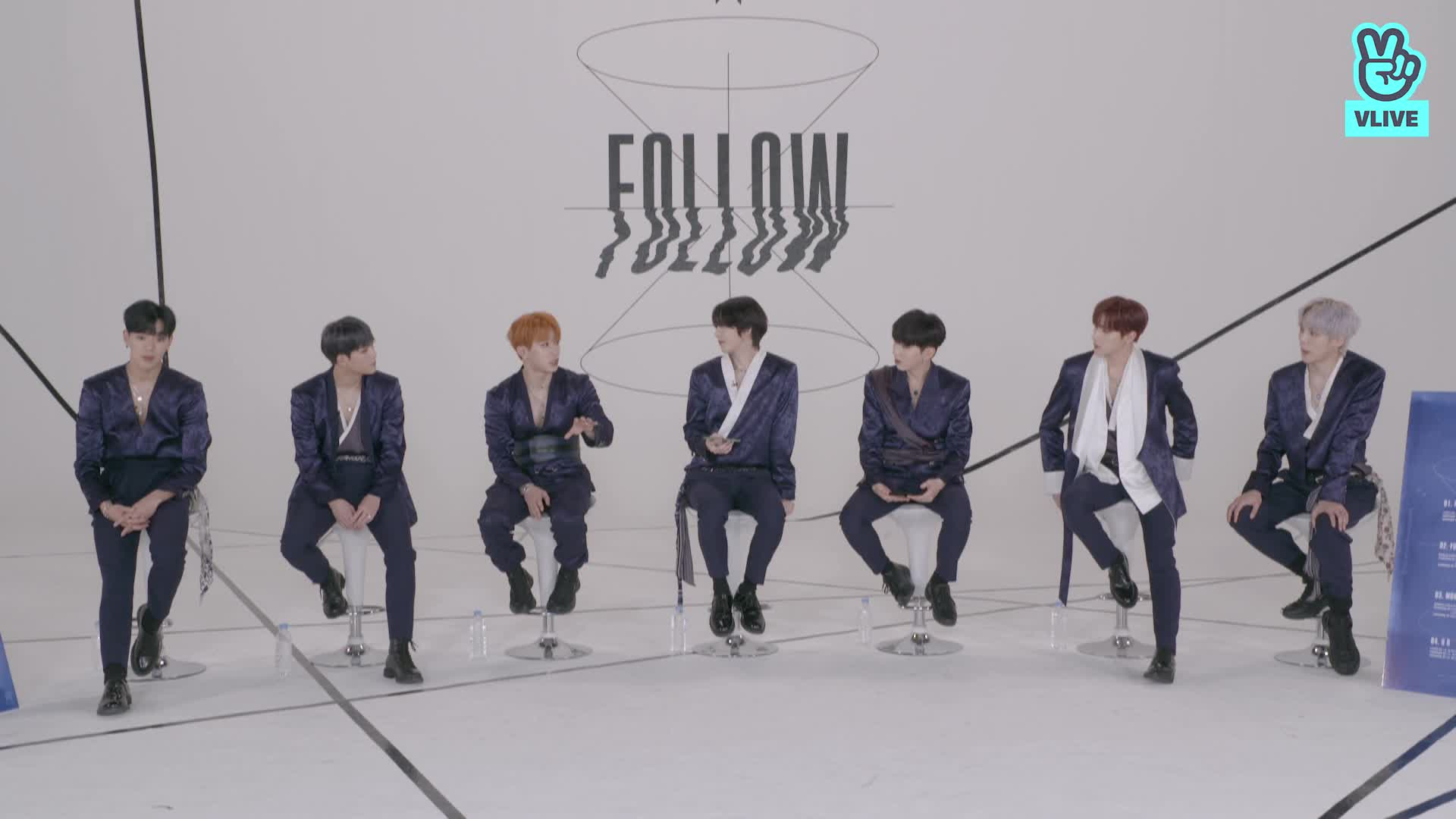 [Replay] MONSTA X COME BACK SHOW <Follow : Find You>