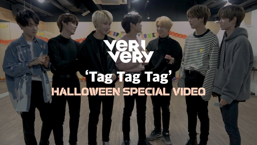 VERIVERY - 'Tag Tag Tag' Halloween Special Video