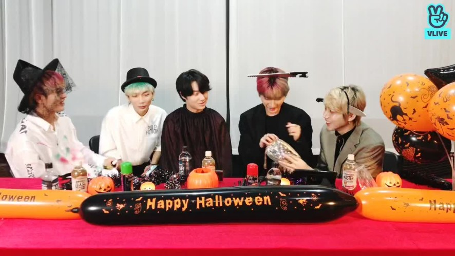 [BAND D.COY] Trick or Treat 🧛‍♂️🧟‍♂️🎃