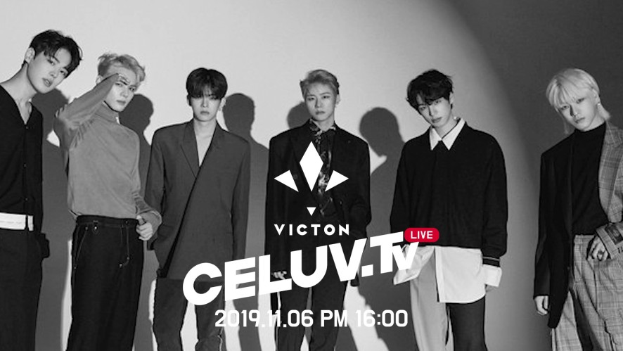 [I'm Celuv] 11월 6일 '빅톤(VICTON)' 방송 예고 (Celuv.TV)