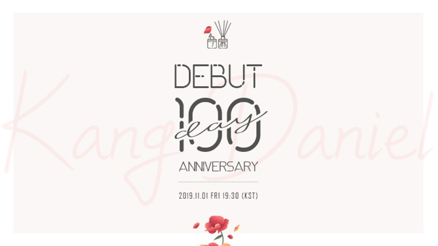 ❤ Kang Daniel's 100th Day! ❤