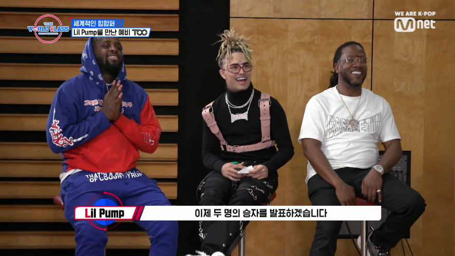 [EP05] 'Lil Pump's choice' Two winners chosen by the global rapper are...?!