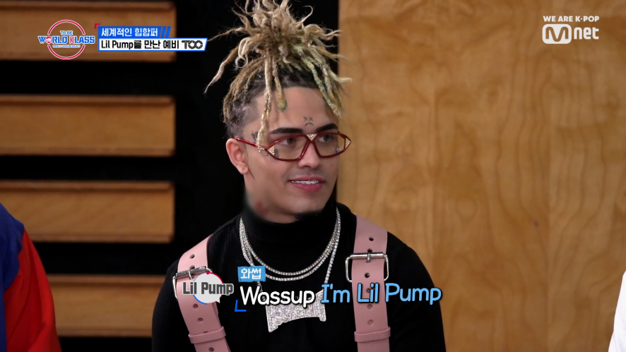 [EP05] 'Bling bling Christmas' TOO candidates' impression of Lil Pump