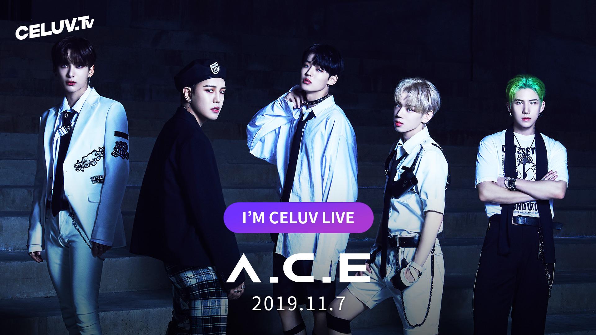 [Replay][I'm Celuv] A.C.E(에이스), 우린 아임셀럽~ 가자! 가자! (Celuv.TV)