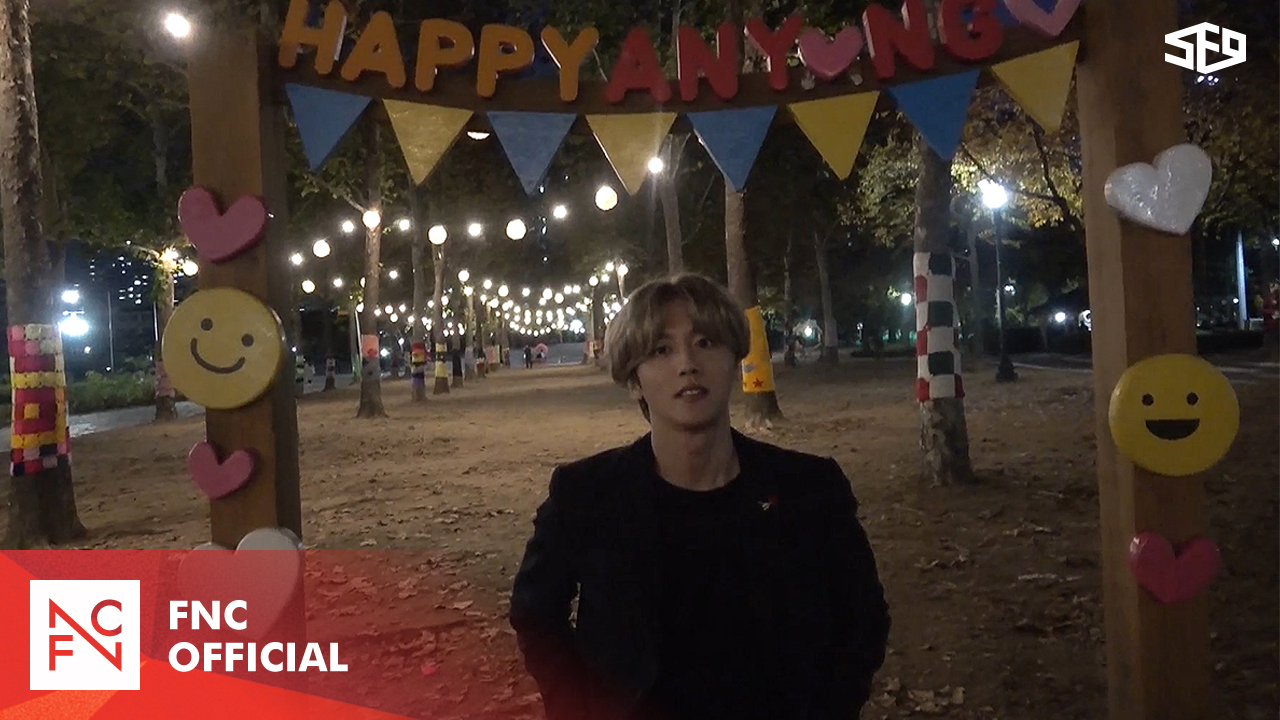 [Vin_Log] SF9 YOUNGBIN VLOG #ANYANG