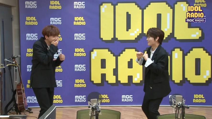상균 vs 세운 귀염뽀짝 댄스배틀!!♨