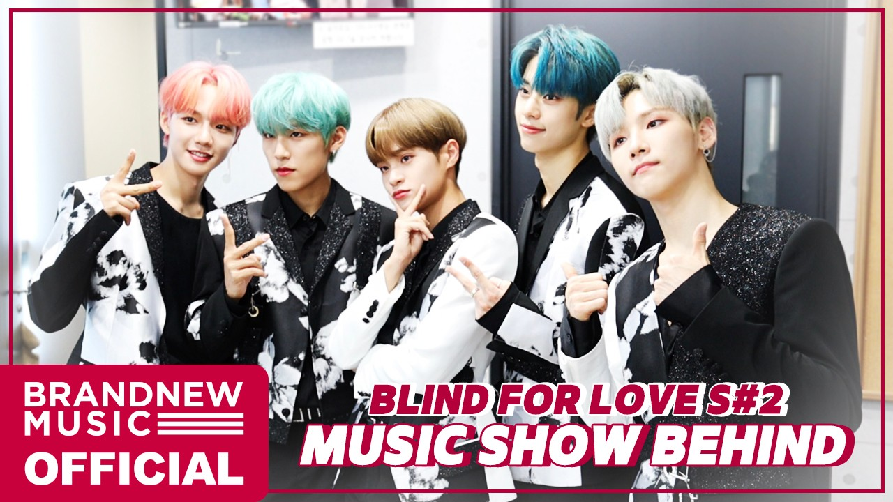 [예삐소드] AB6IX (에이비식스) 'BLIND FOR LOVE' MUSIC SHOW BEHIND #2