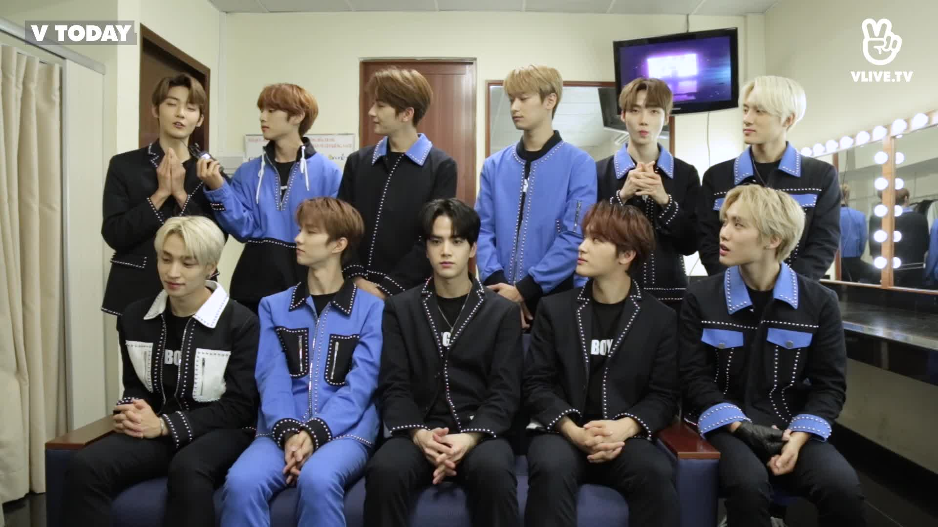 Interview Theboyz