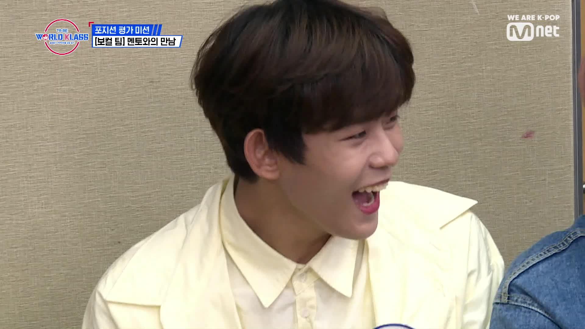 [6회] '자동 아빠 미소' 멘토 윤민수를 웃게한 보컬 멤버들