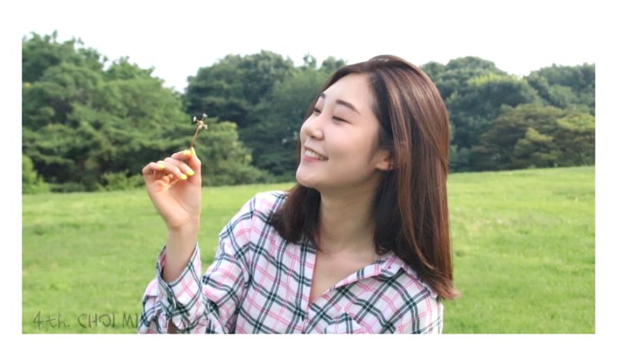 [최민정] 'I WILL PROJECT' 네 번째 영상