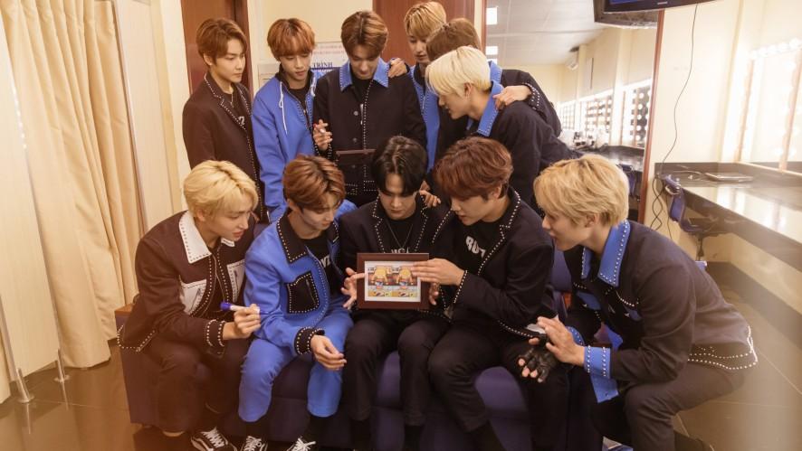 [Exclusive]The Boyz chia team so tài, mê mẩn sữa chua trân châu cốt dừa