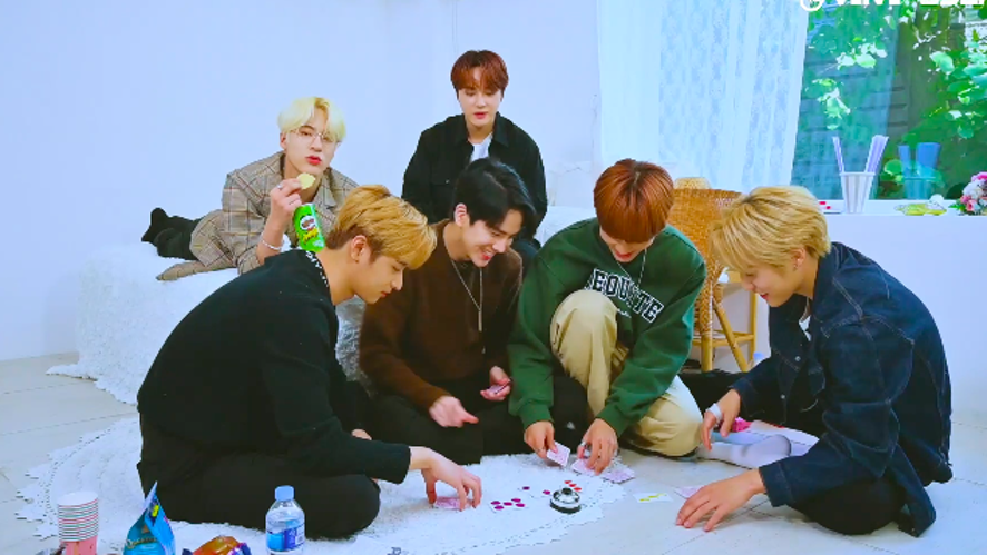 THE BOYZ, addicted to game #Star Road 11
