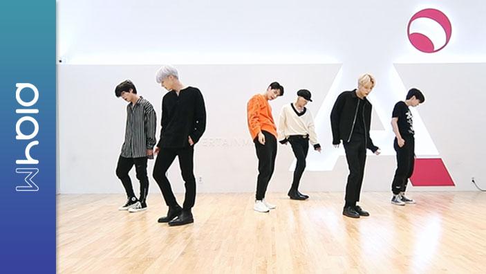 VICTON 빅톤 '그리운 밤' 안무 연습 영상 (Choreography Practice Video) 사복 Ver.
