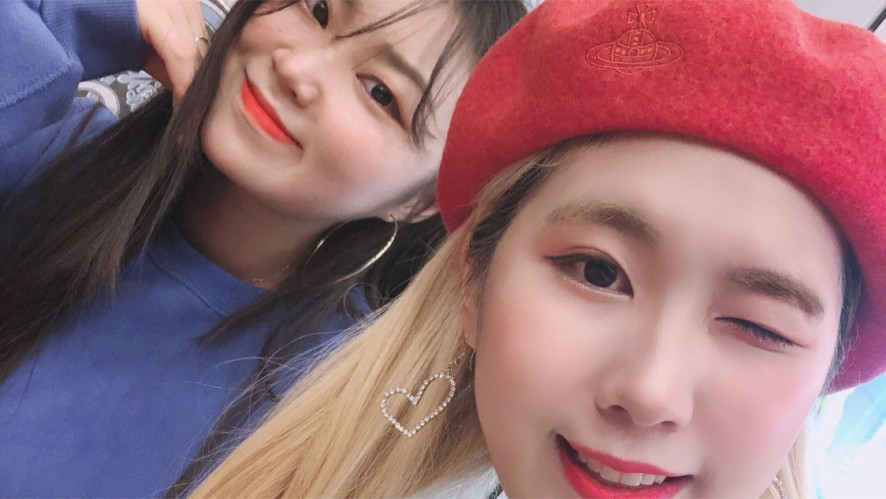 [rainbow note]레인보우노트 와 수다 떨기 2탄!
